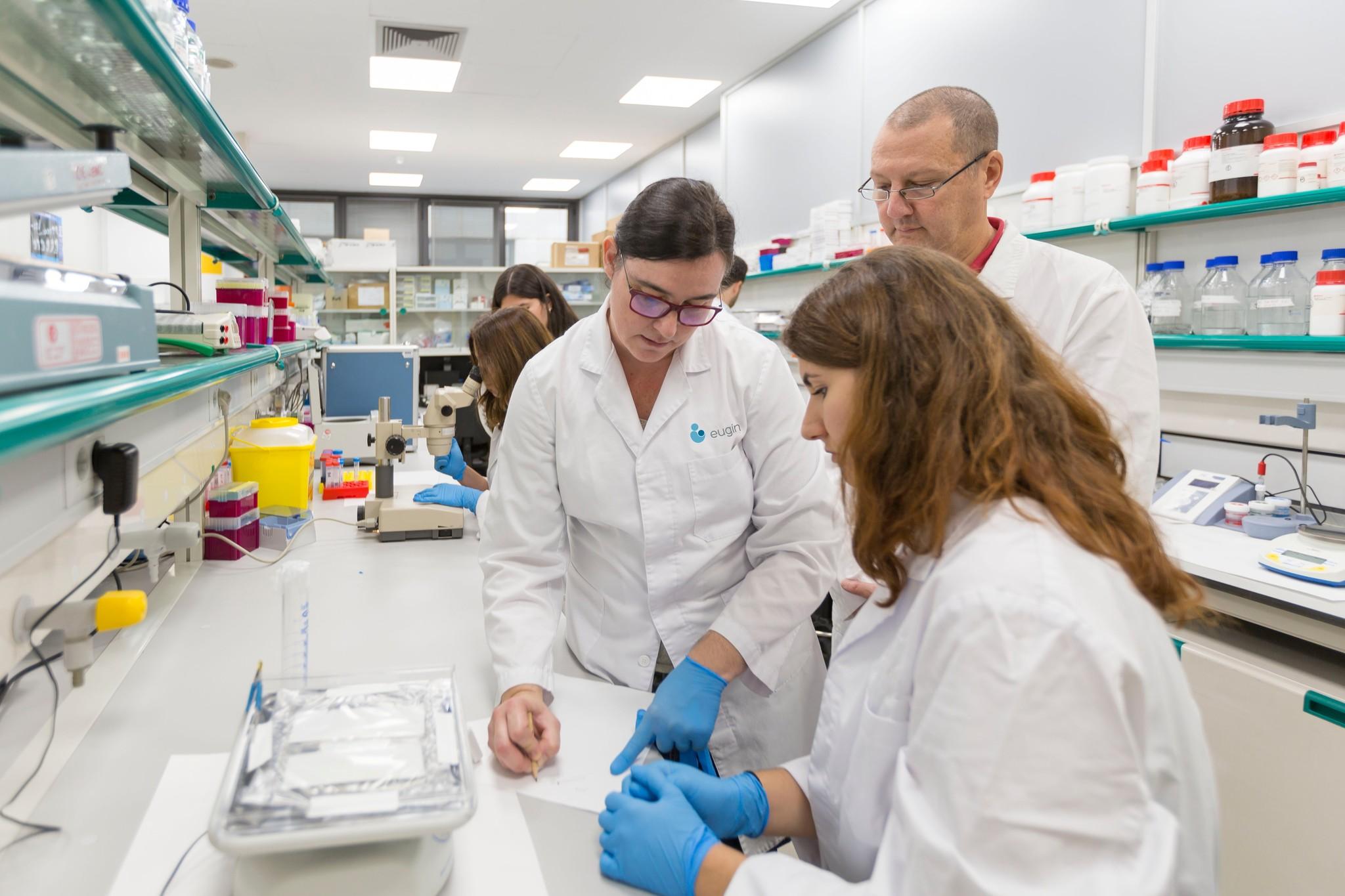 Algunos estudios son multicéntricos y colaboran varios hospitales.