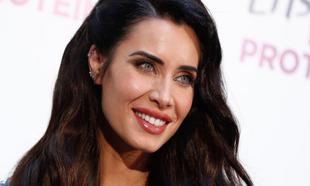 Pilar Rubio ha dejado que su piel respire sin base de maquillaje...