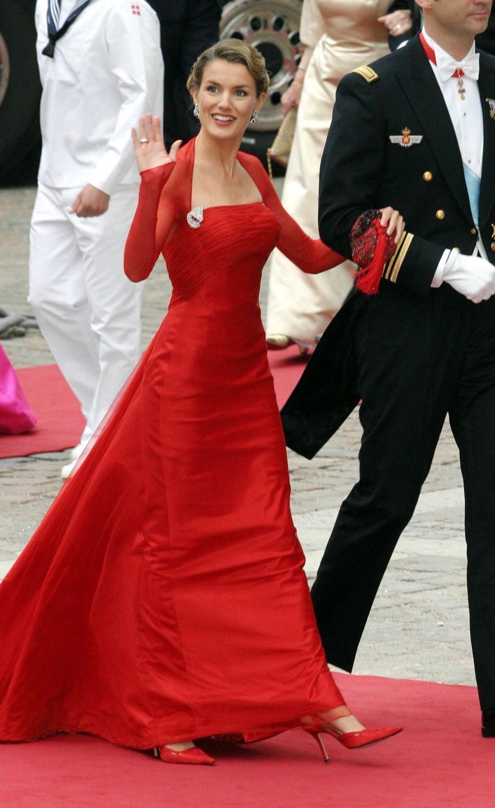 Te puede interesar: Así ha evolucionado el estilo de la reina Letizia