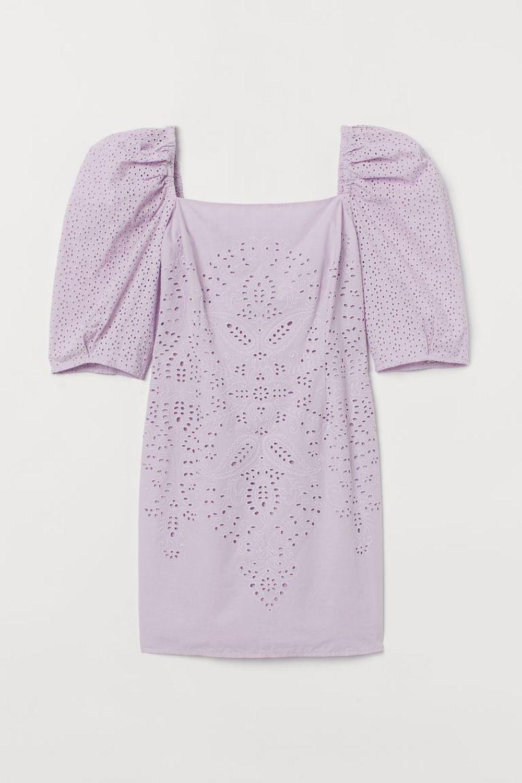 Vestido de H&M.