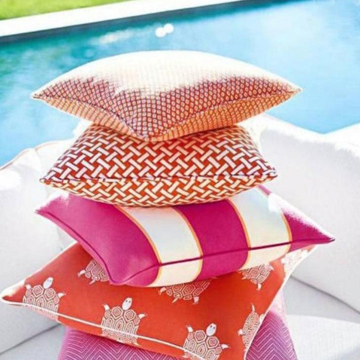 Detalle de la piscina de la decoradora Nuria Alía.