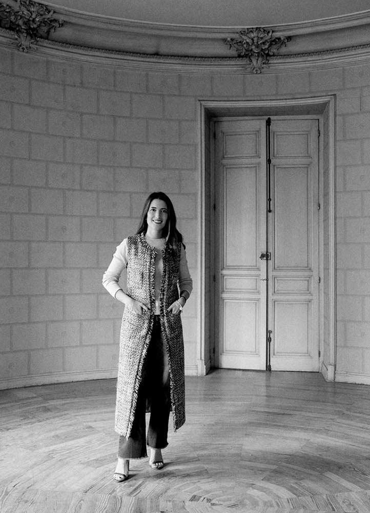 La decoradora Nuria Alía ha participado este año en CasaDecor 2020.
