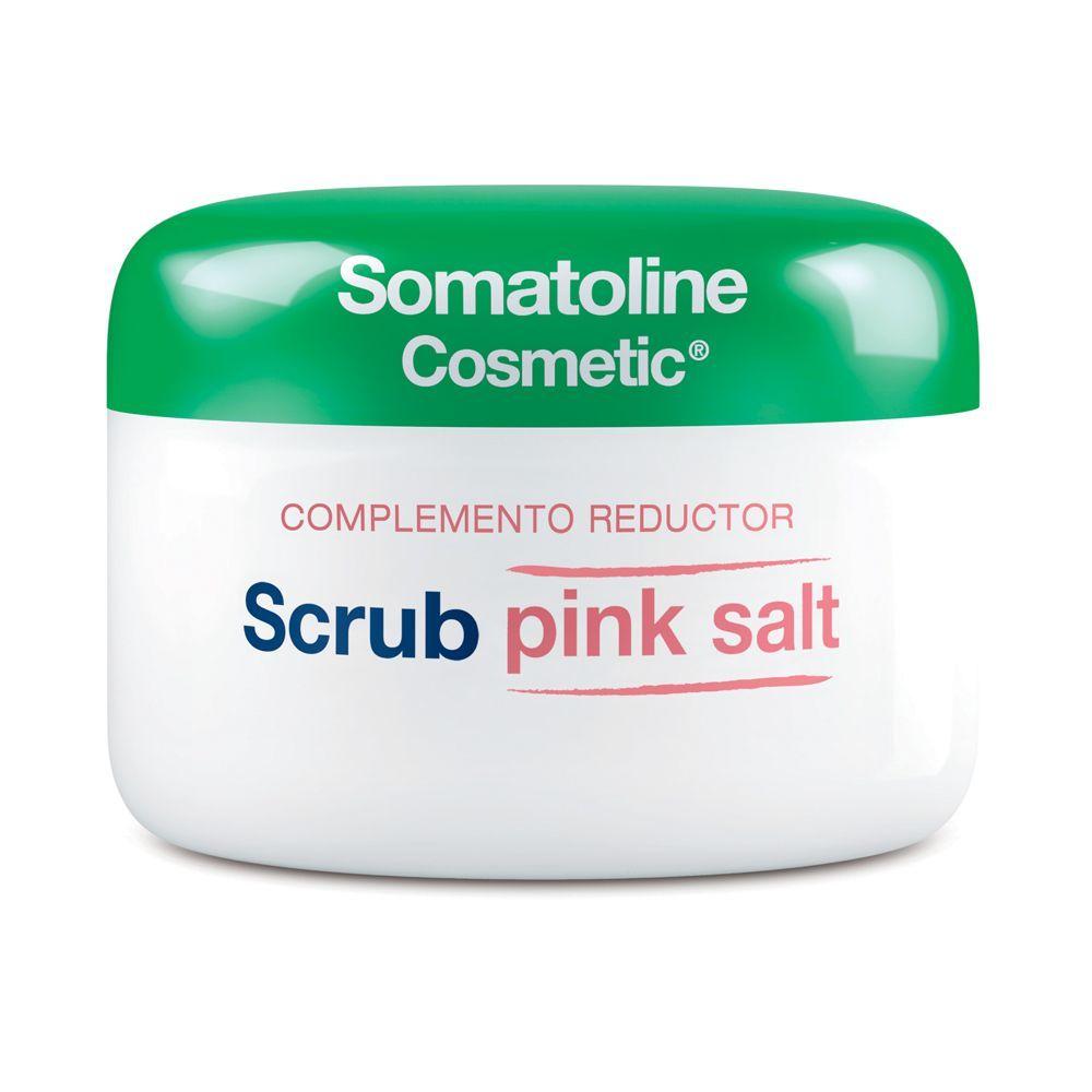 Exfoliante Scrub Pink Salt de Somatoline.