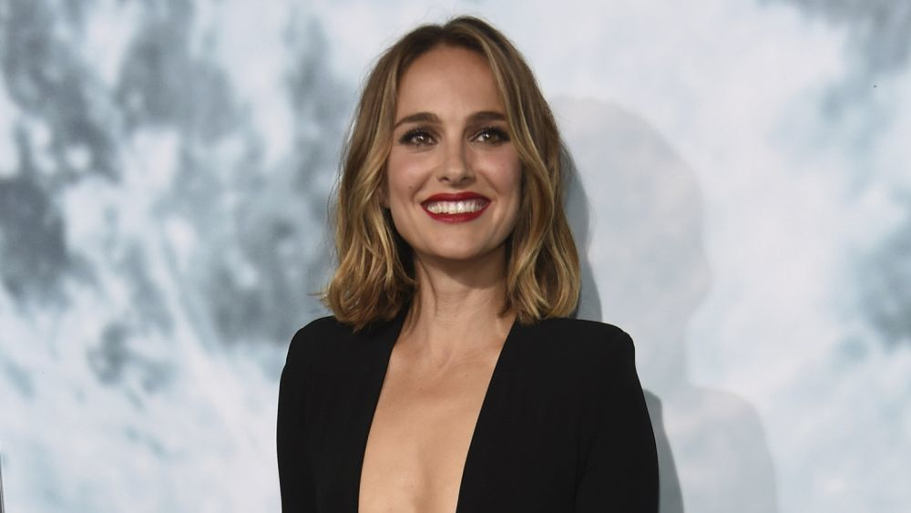 Natalie Portman es fiel a los básicos de maquillaje para sacar...