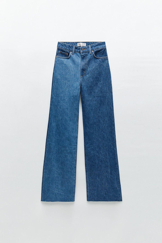 Jeans Wide Leg de Zara.