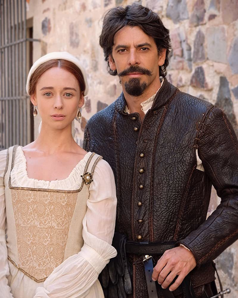 Elena Rivera y Eduardo Noriega Inés del alma mía