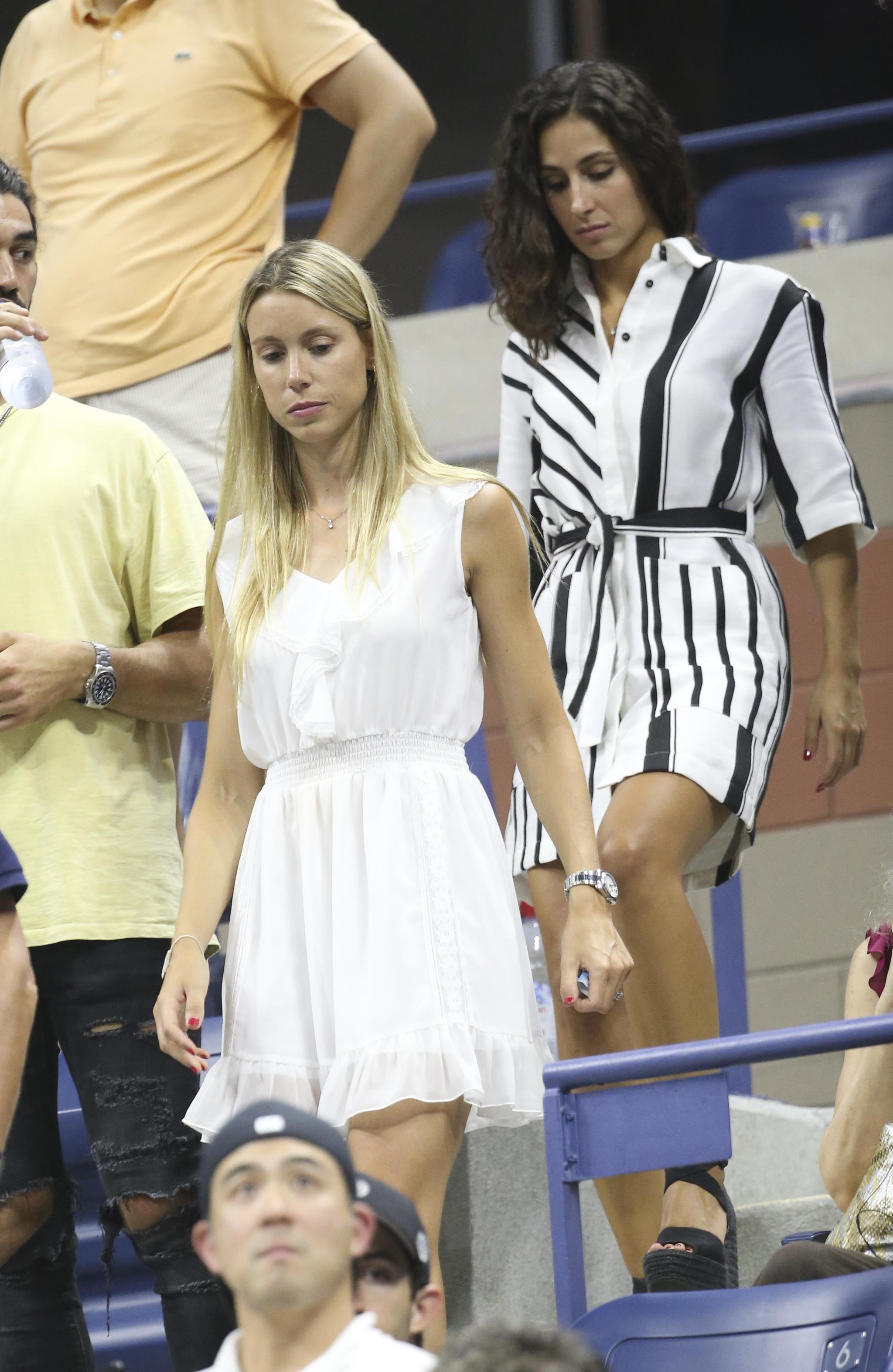 Maribel Nadal y Mery Prelló.