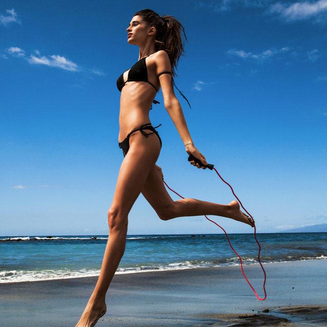 Caminar por la orilla puede ser un complemento perfecto a otras...
