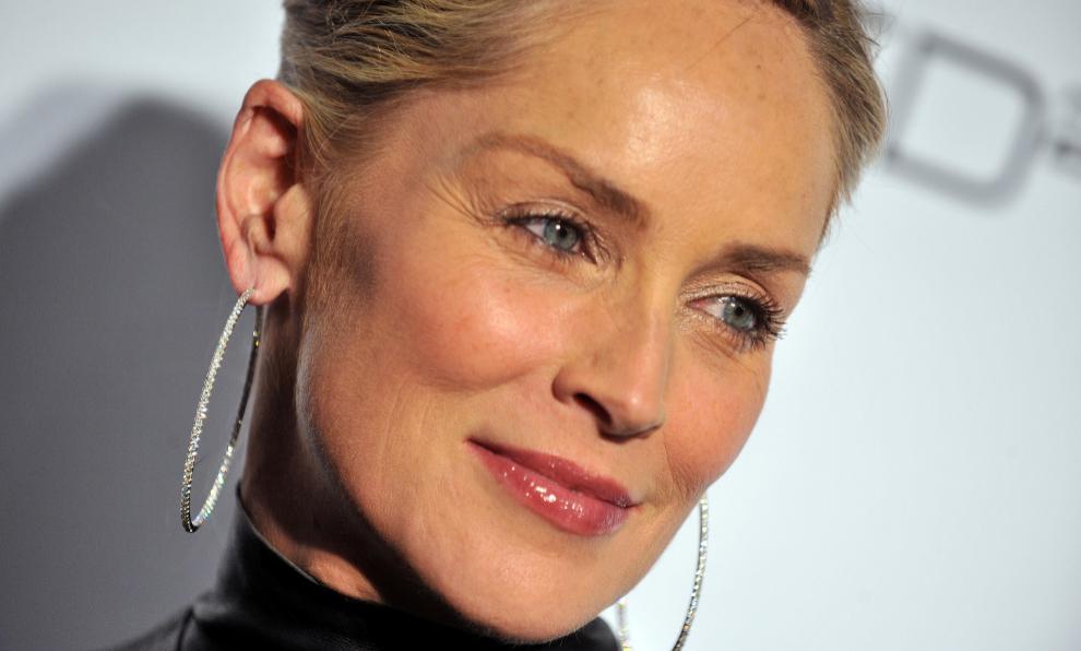 "Sharon Stone publicará su libro de memorias ""The beauty of living..."