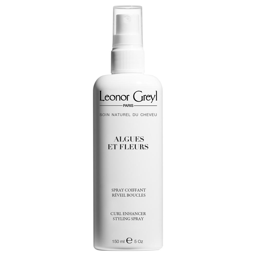 Spray de algas y flores de Leonor Greyl.