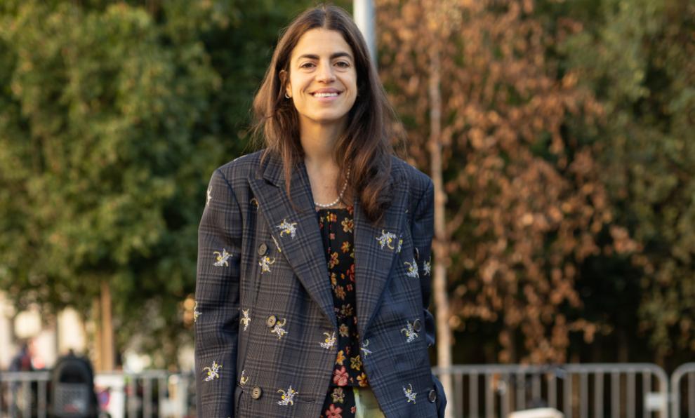 Leandra Cohen es una conocida escritora e influencer de moda.