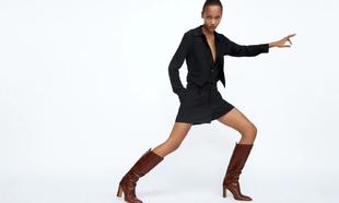 Los zapatos de nueva colección de Zara.