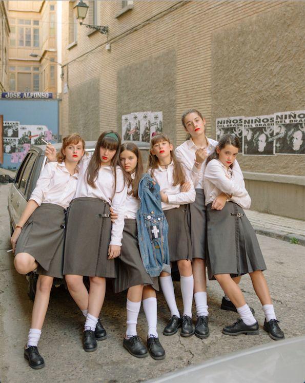 <em>Las niñas</em>, de Pilar Palomero.