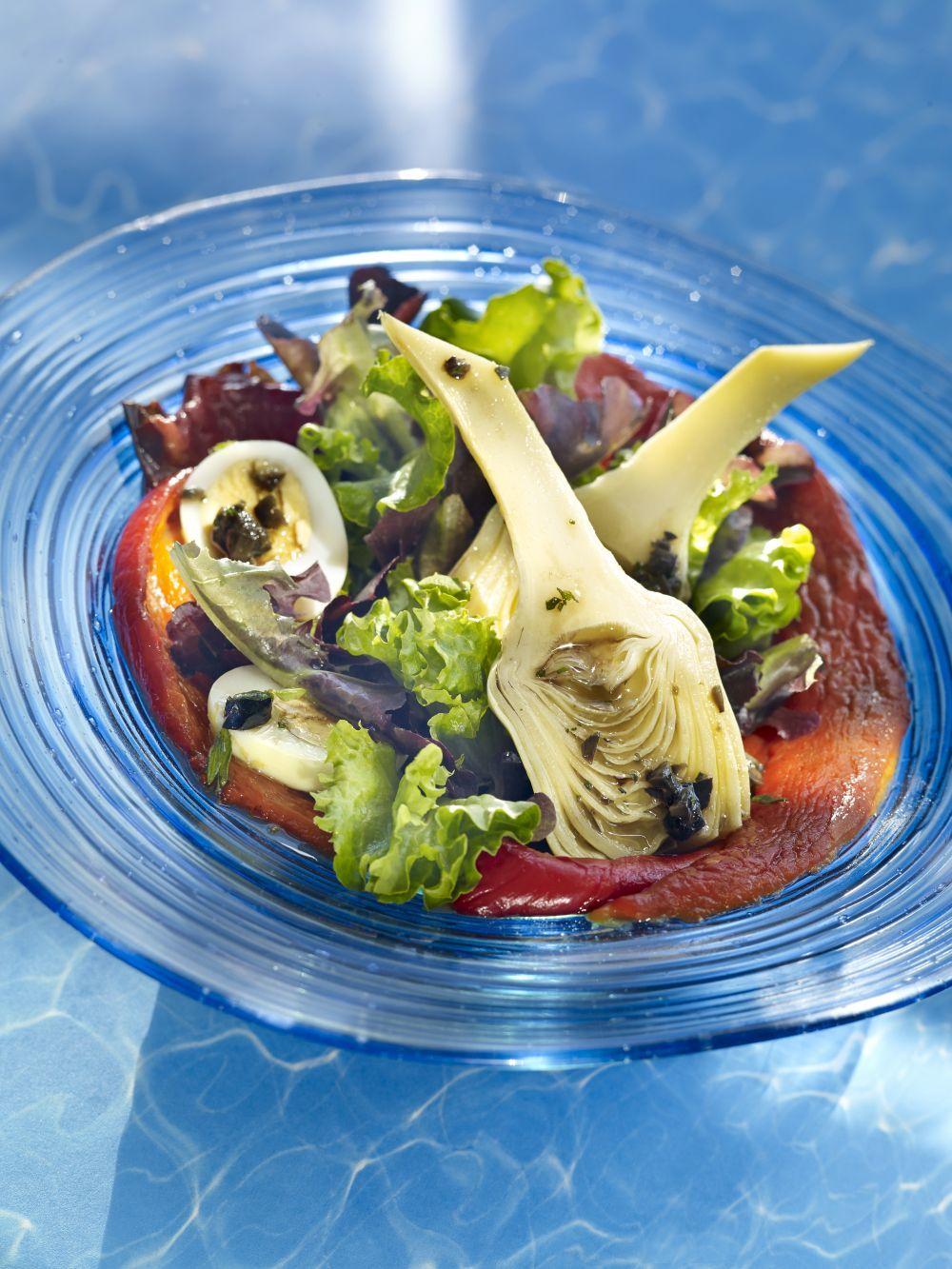 Las alcachofas son perfectas además de hipocalóricas, son diuréticas y son perfectas para tomar como plato de verduras para un abdomen más liso.