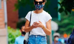 Katie es una musa del estilo confortable, fácil y urbanita. Elige muy...