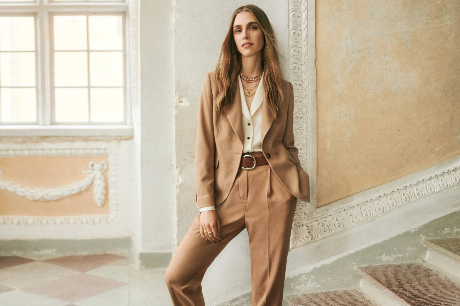Una de las fotos de la campaña de H&M en colaboración con Giuliva...