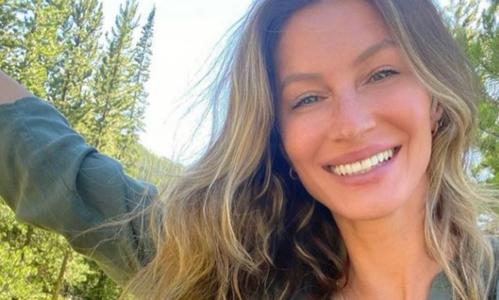 Gisele Bündchen tiene un elaborado plan de bienestar para estar cada...