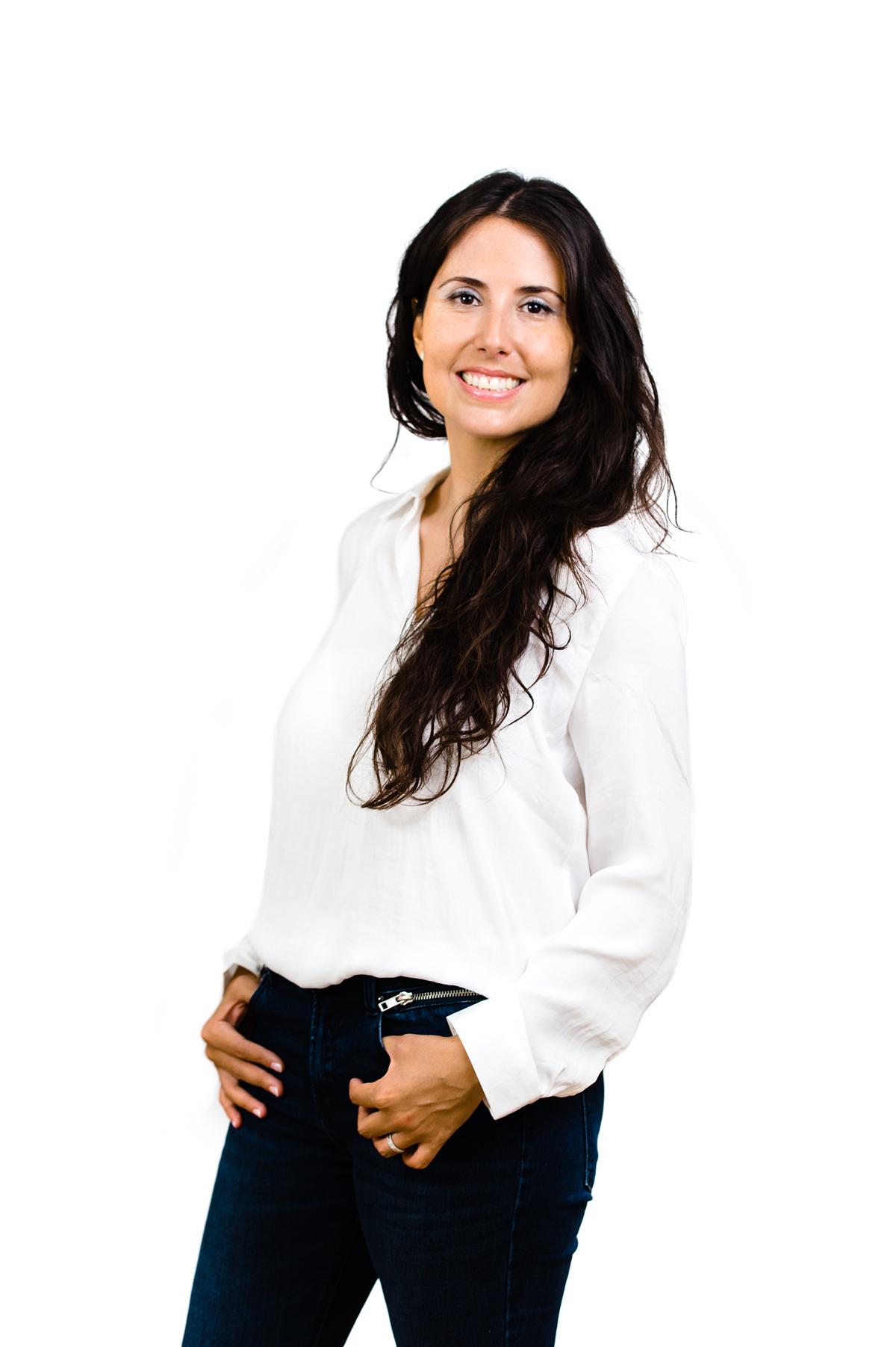Fran Sabal, autora de <em>Nutrición Emocional</em>.