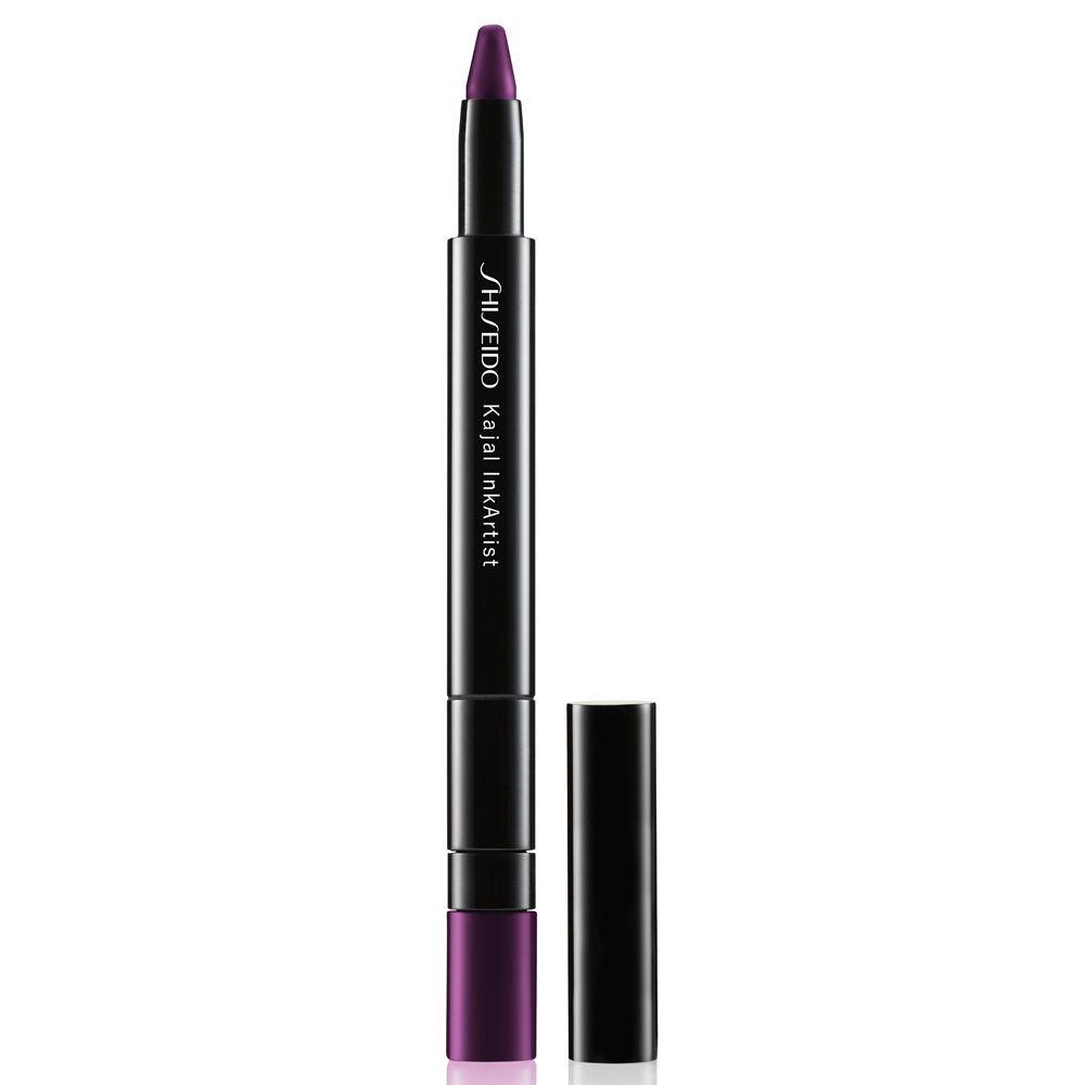 Kajal Ink Artist Plum Blossom de Shiseido, delineador, kajal, sombra de ojos y lápiz de cejas.