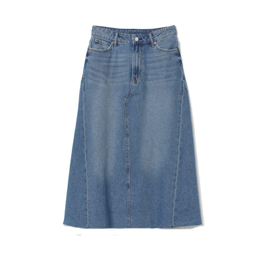 Falda de H&M.