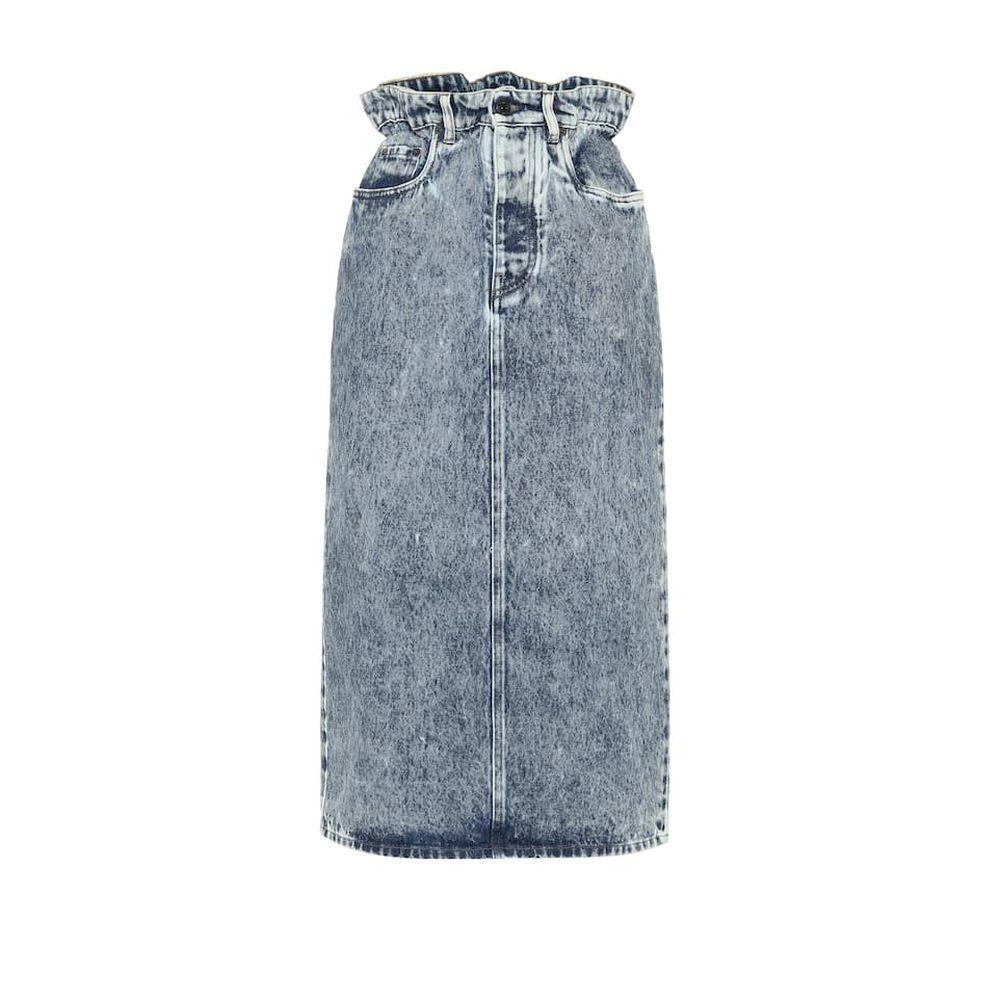 Falda de Miu Miu.