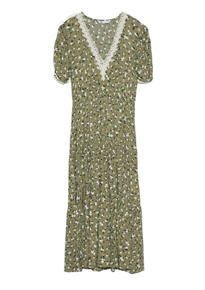 El vestido de Zara agotado de Kate Middleton.