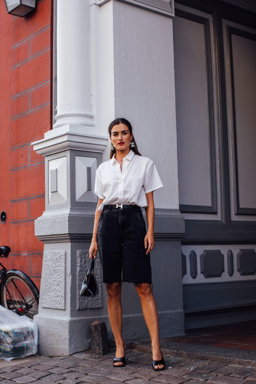 Street style en Copenhague.