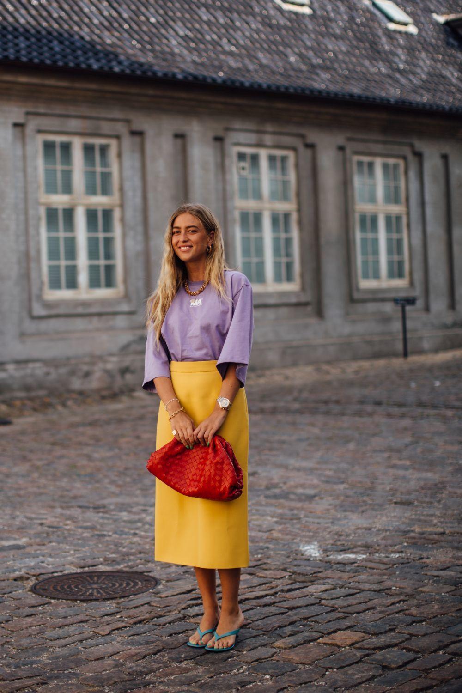 Emili Sindlev en Copenhague.