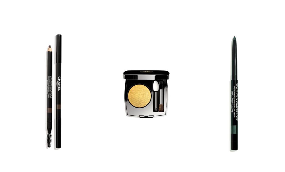 Stylo Yeux Waterproof, Ombre Unique y Le Sourcil, los tres productos de Chanel que marcaron la mirada de Nathalie Poza