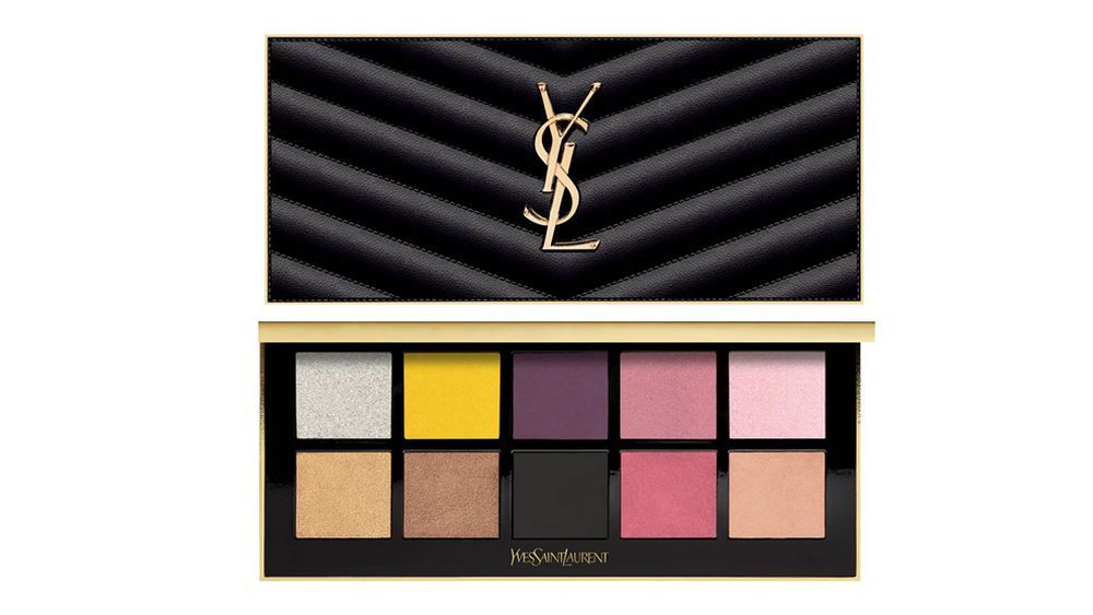 Couture Colour Clutch Paris de YSL Beauté (100 euros).