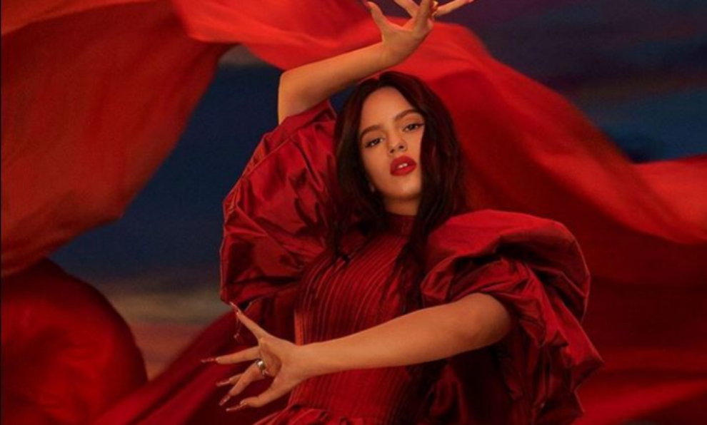 Rosalía, nueva imagen de Viva Glam de M·A·C Cosmetics.