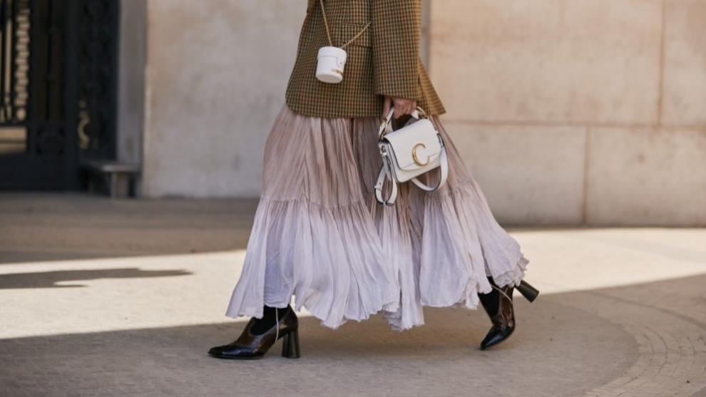 Los zapatos de puntera redonda son tendencia,palabra de Zara.