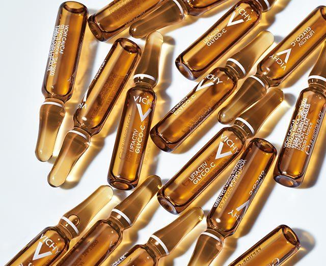 Liftactiv Specialist Glyco C es el primer cuidado de Vichy en ampollas...