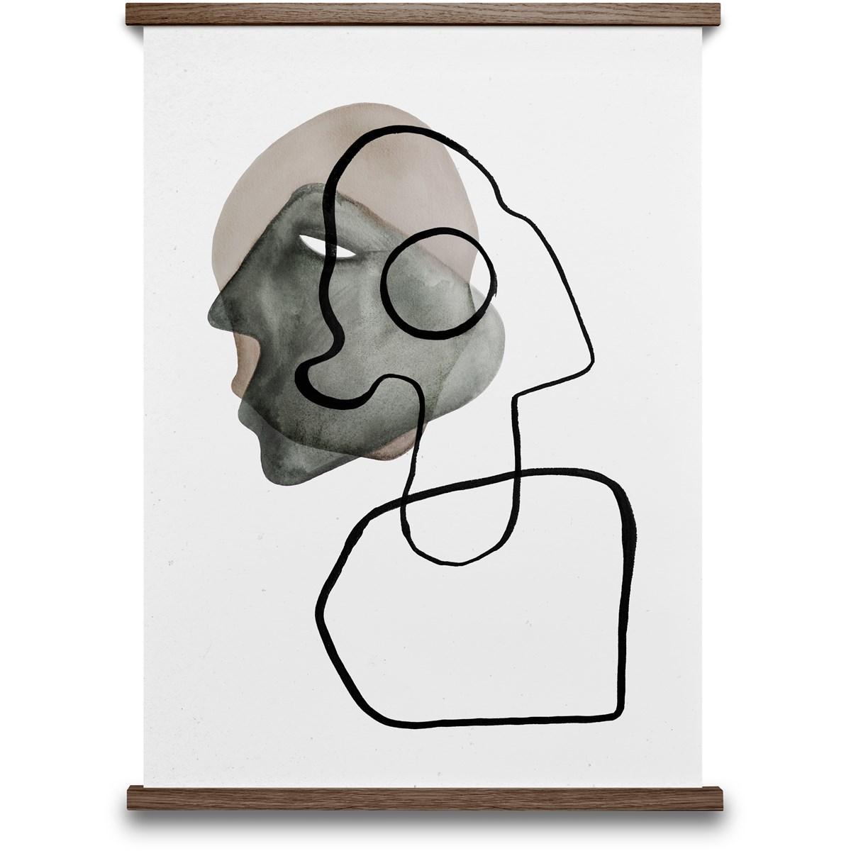 Mejor si son originales, claro. Invetir en arte es un plus. Pero si...