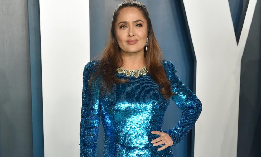 La actriz Salma Hayek cumple 54 años el 3 de septiembre.