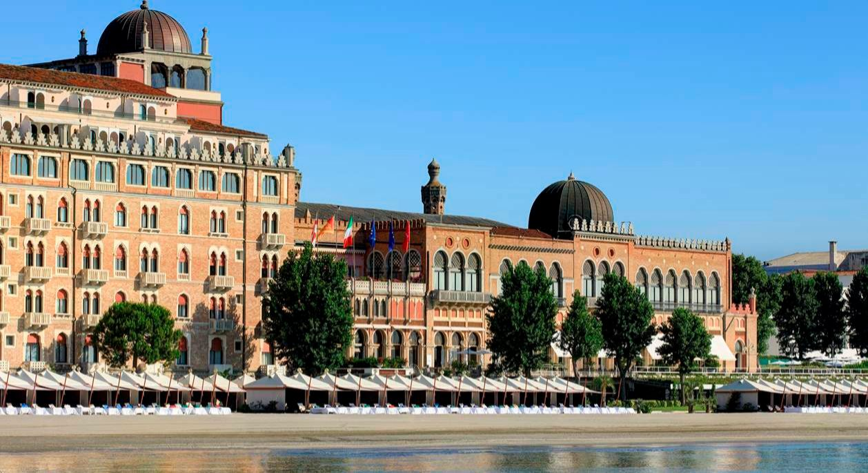 Hotel Excelsior. Venecia.