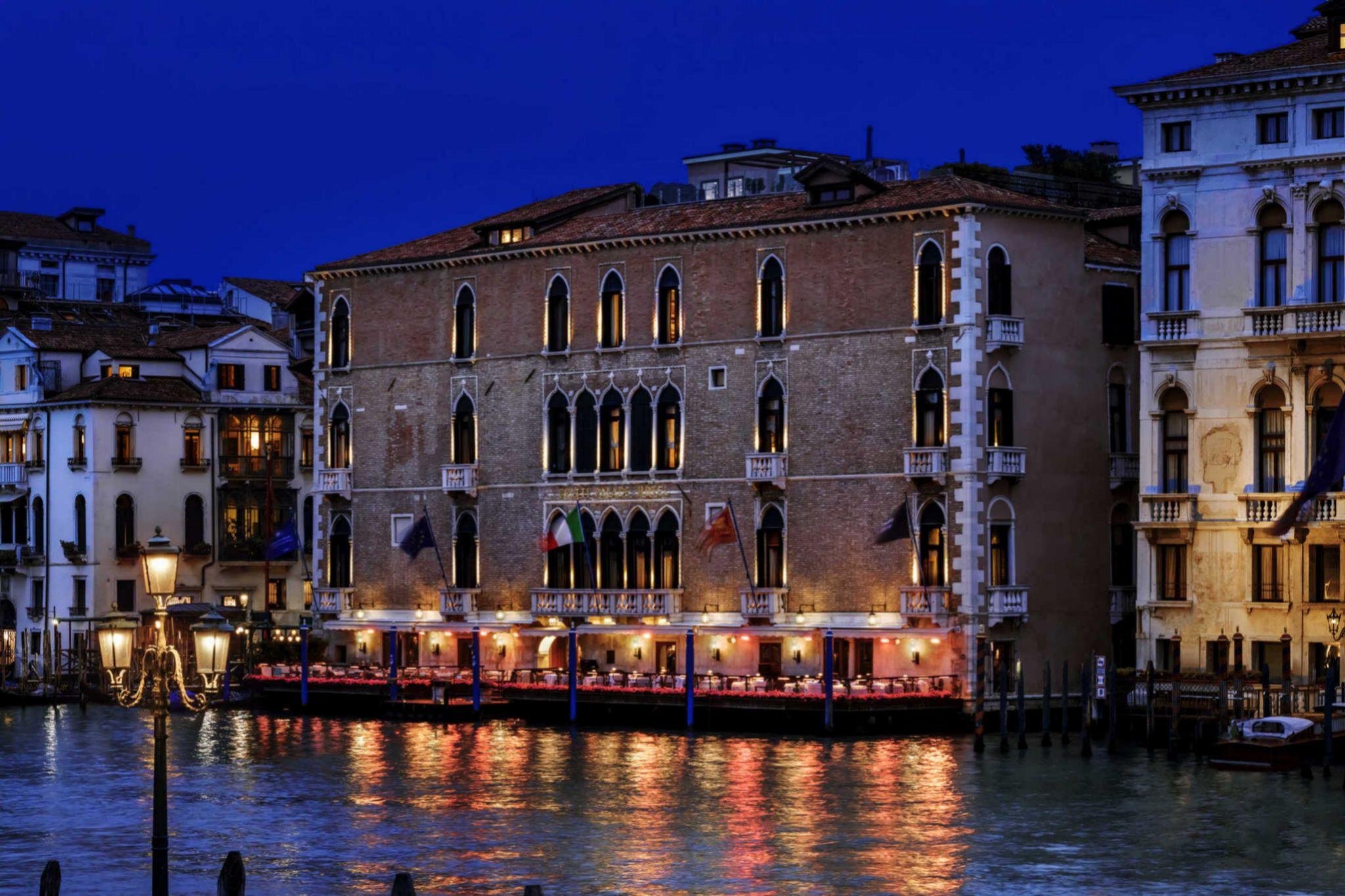 Hotel Gritti Venecia.