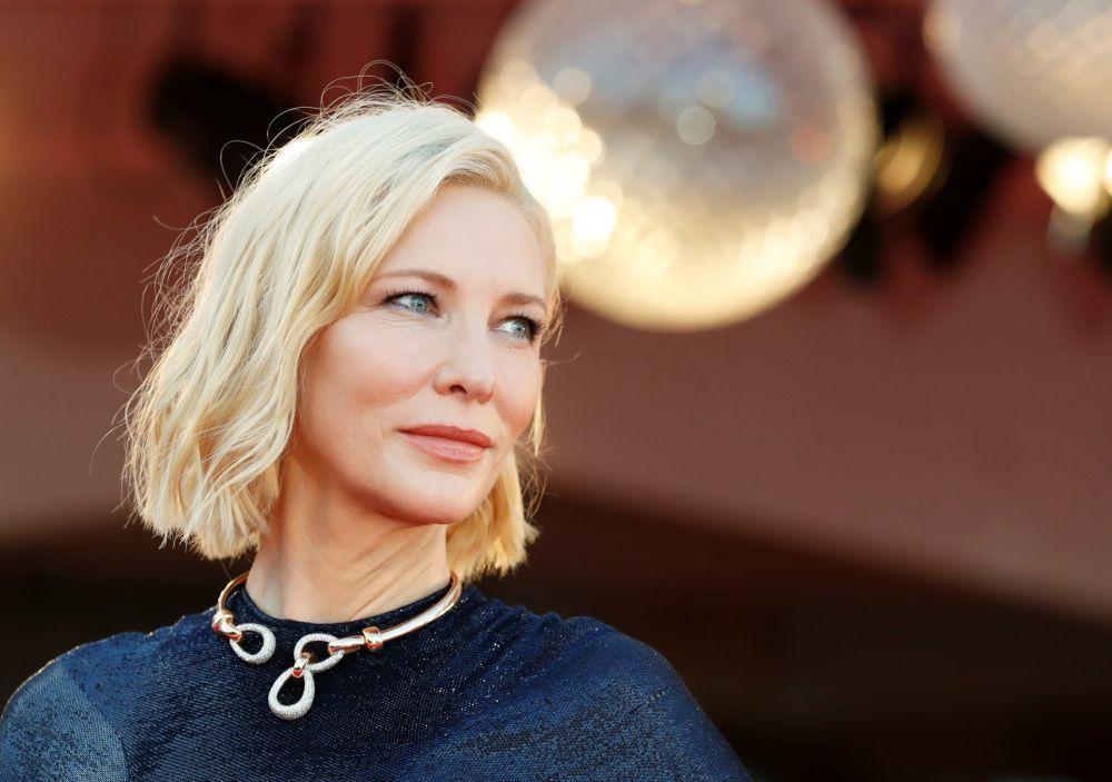 Actrices como Cate Blanchett declinan los cortes bob y chop de la...