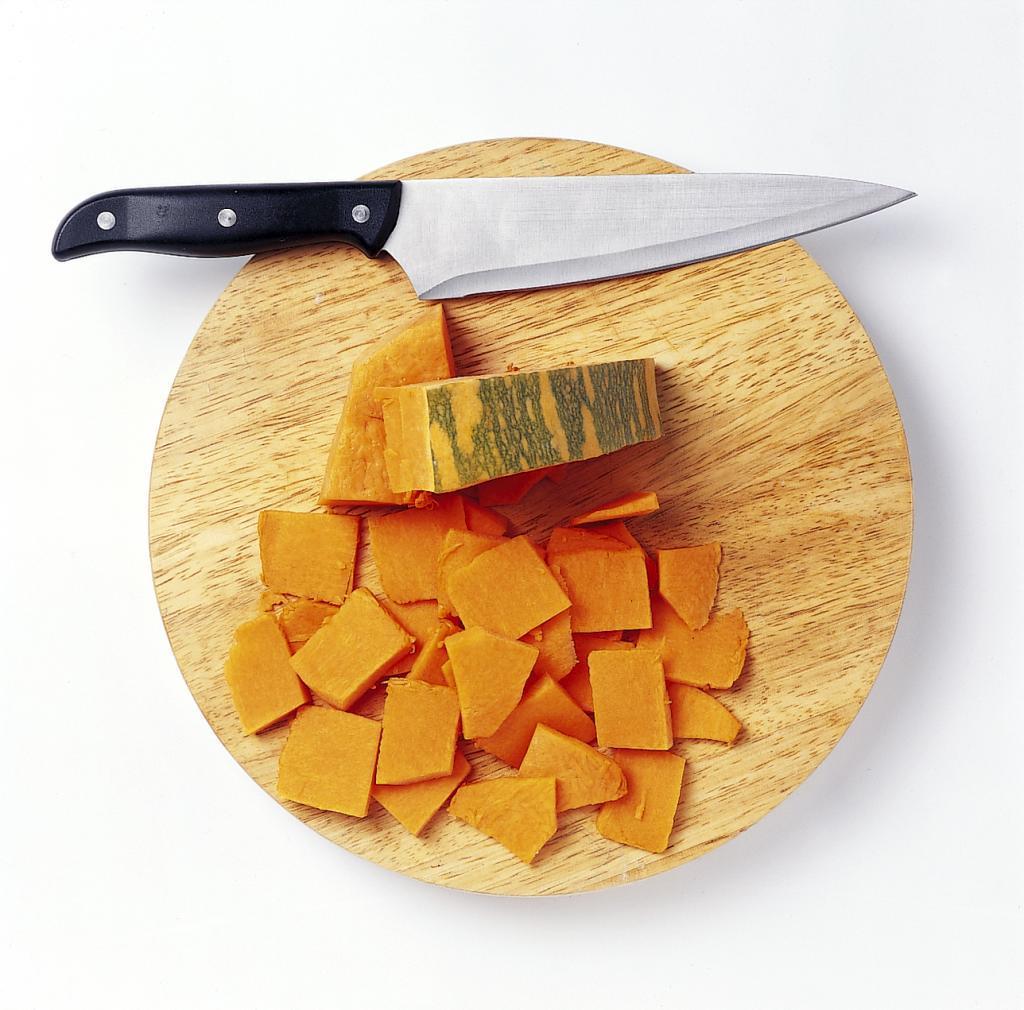 La calabaza es el alimento estrella de la temporada en otoño.