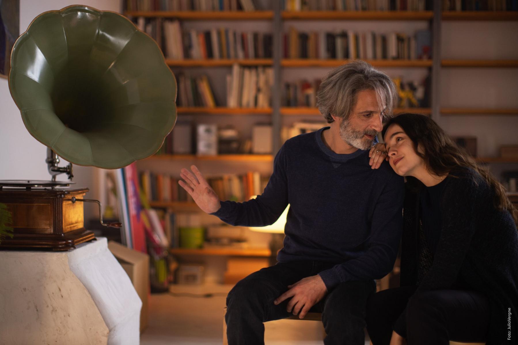 """Ernesto Alterio protagoniza """"Un mundo normal"""", la nueva película de Achero Mañas."""