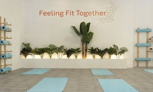 Imagen del primer centro Fit Jeff de Valencia, abierto por Diego Moya.