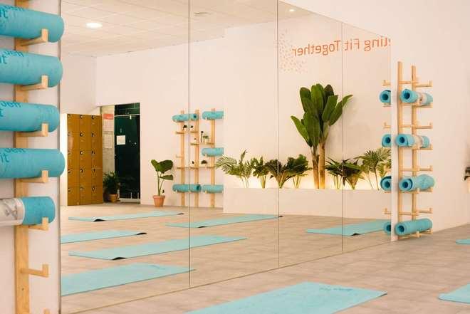 Por el precio de una cuota de gimnasio se accede a yoga, pilates,...
