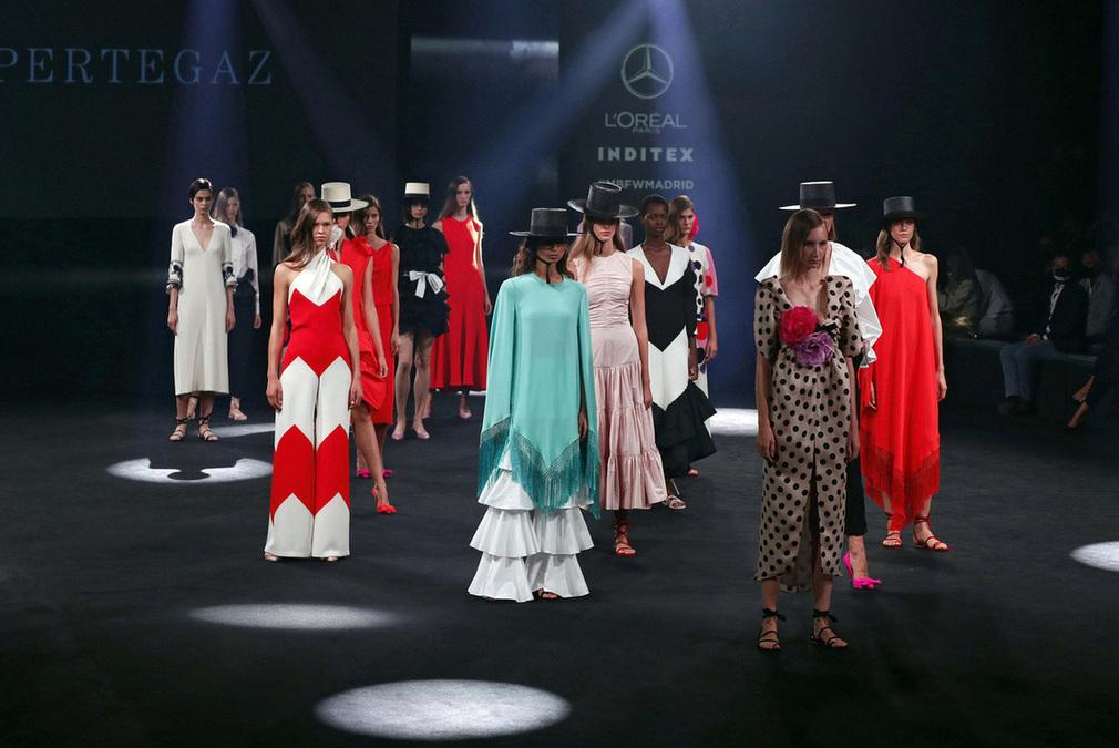Arranca la Mercedes-Benz Fashion Week de Madrid 2021 (y sabemos todos los  detalles) | Telva.com