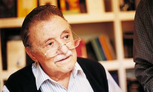 """""""Benedetti fue un hombre extremadamente tímido que se lamentaba de la..."""
