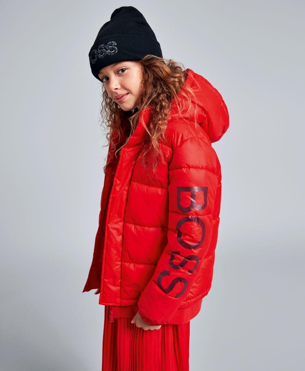 La colección Boss Kidswear para el otoño e invierno 2020 también...