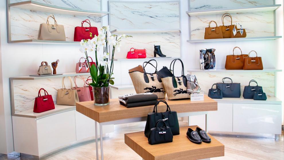 Tienda de Longchamp.