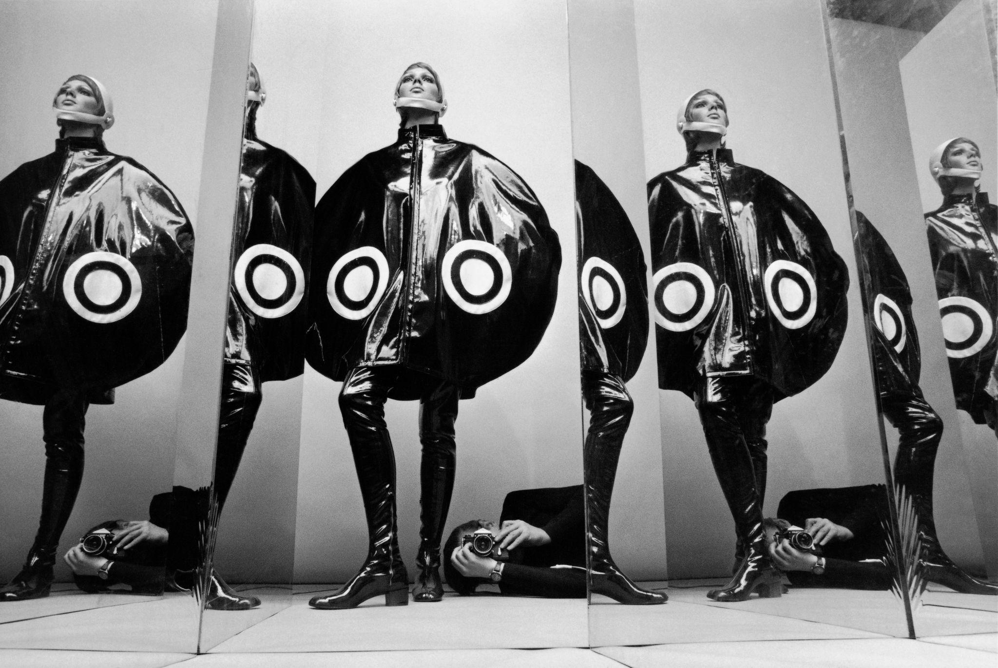 Helmut Newton, Elle, Paris,1969