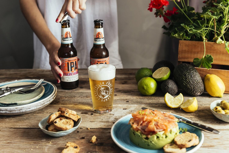 Cruzcampo, con más de 115 años de maestría cervecera, combina...