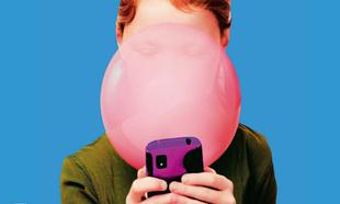 Imagen de la portada del libro La fábrica de cretinos digitales: Los...