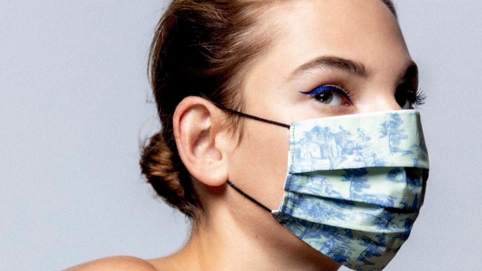 El uso de la mascarilla durante horas produce muchos cambios en la...